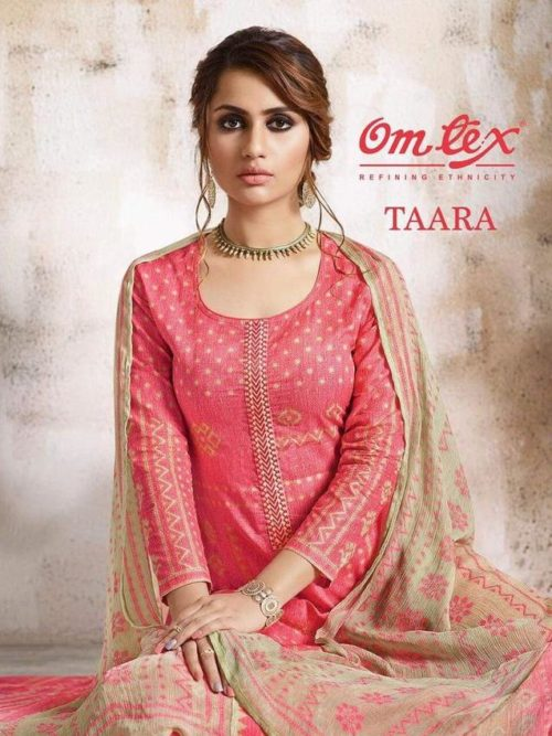 Omtex Taara - Lawn Cotton
