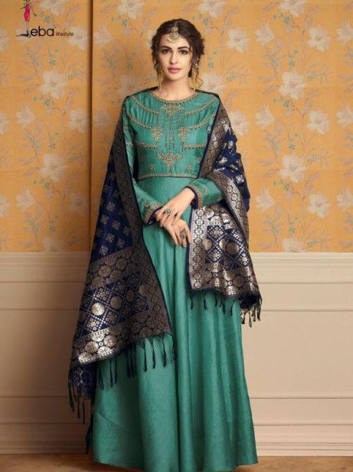 Eba Banaras Gowns