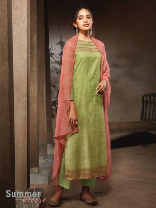Ganga-Presents-Sava-Summer-Breeze-Cotton-Slub-Printed-With-Embroidery-Suits-1186