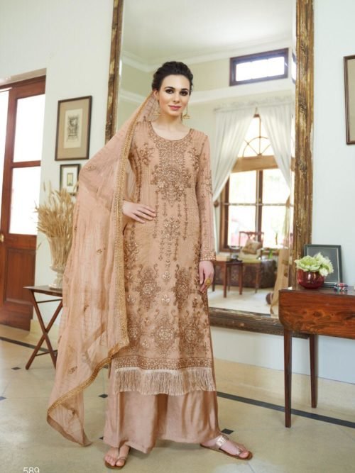 Bela-Fashion-Signature-Vol-2-Organza-Designer-Indian-Dresses-Collection-5