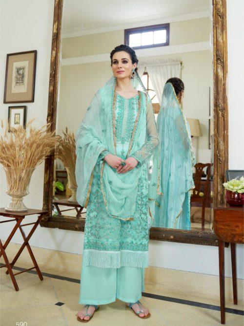 Bela-Fashion-Signature-Vol-2-Organza-Designer-Indian-Dresses-Collection-8