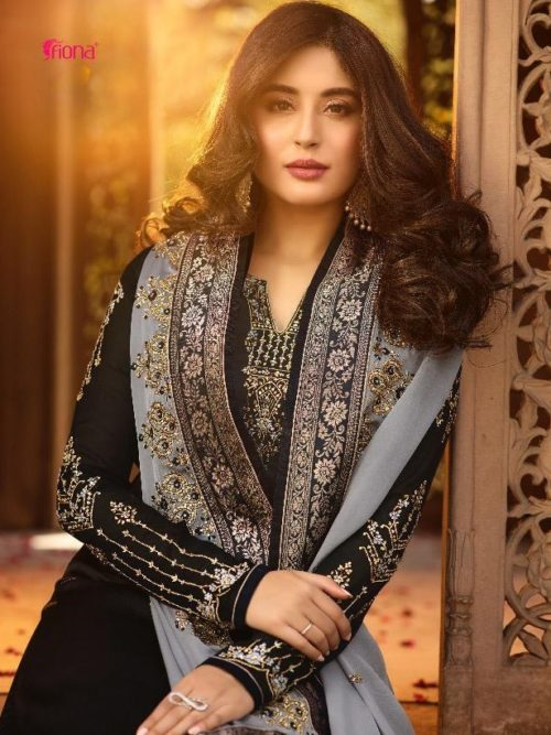 Fiona Heavy Dupatta Vol 9