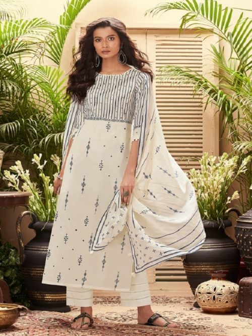 JayVijay-Presents-Intrigue-6-Pure-Cotton-Dobby-and-Block-Print-With-Handwork-Salwar-Suit-4828