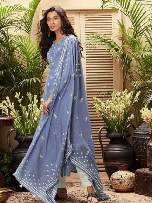 JayVijay-Presents-Intrigue-6-Pure-Cotton-Dobby-and-Block-Print-With-Handwork-Salwar-Suits-4823