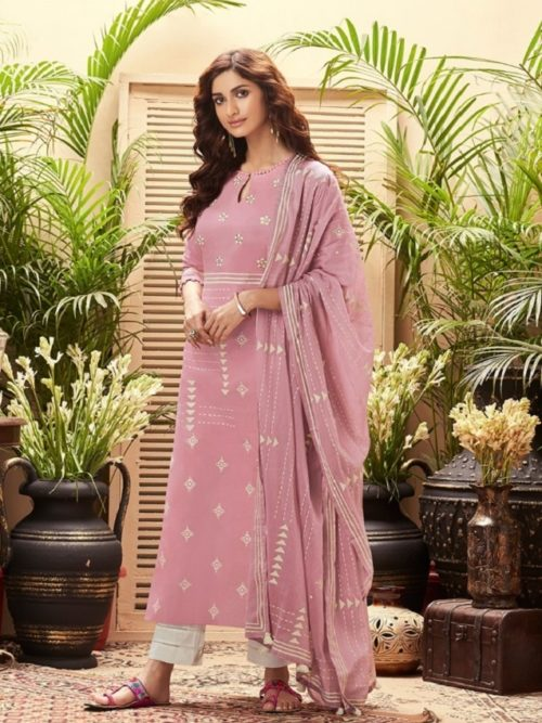 JayVijay-Presents-Intrigue-6-Pure-Cotton-Dobby-and-Block-Print-With-Handwork-Salwar-Suits-4825