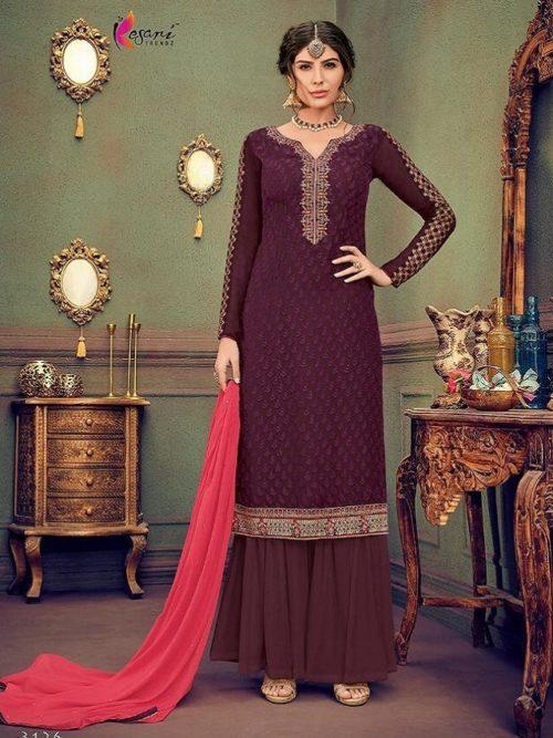 Kesari-Trendz-Presents-Zaina-4-Magical-Barasso-With-Embroidery-Salwar-Suit-3126