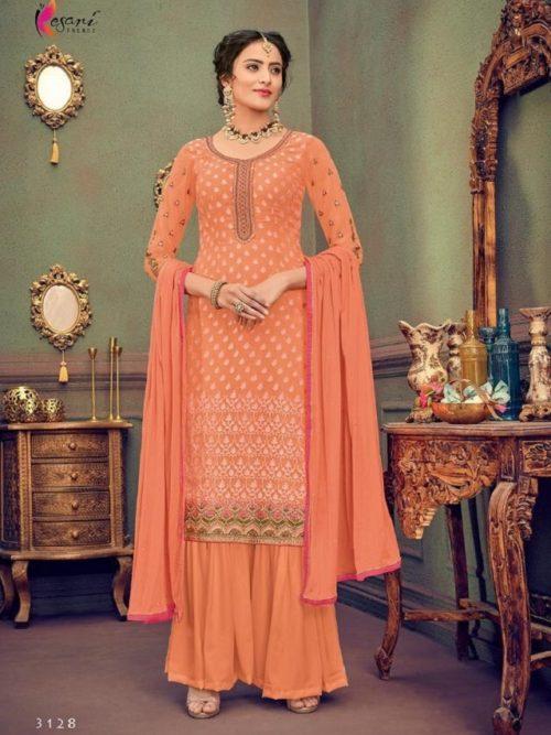 Kesari-Trendz-Presents-Zaina-4-Magical-Barasso-With-Embroidery-Salwar-Suit-3128