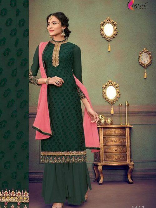 Kesari-Trendz-Presents-Zaina-4-Magical-Barasso-With-Embroidery-Salwar-Suit-3129