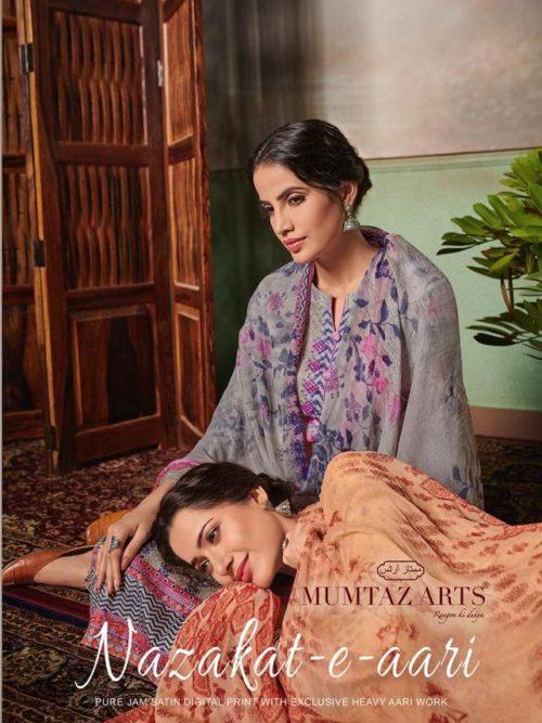 Mumtaz Arts Nazakat
