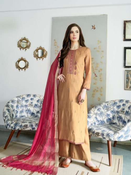 Bela-Fashion-Presents-Jasba-Viscose-Muslin-Embroidery-Work-Salwar-Suit-811