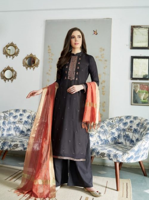 Bela-Fashion-Presents-Jasba-Viscose-Muslin-Embroidery-Work-Salwar-Suit-812