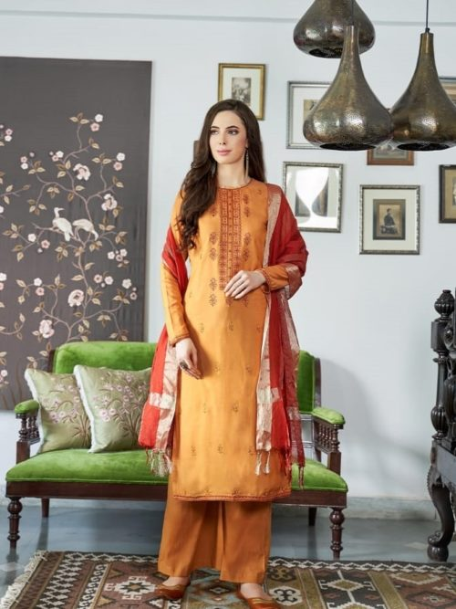 Bela-Fashion-Presents-Jasba-Viscose-Muslin-Embroidery-Work-Salwar-Suit-815