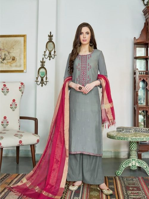 Bela-Fashion-Presents-Jasba-Viscose-Muslin-Embroidery-Work-Salwar-Suit-817