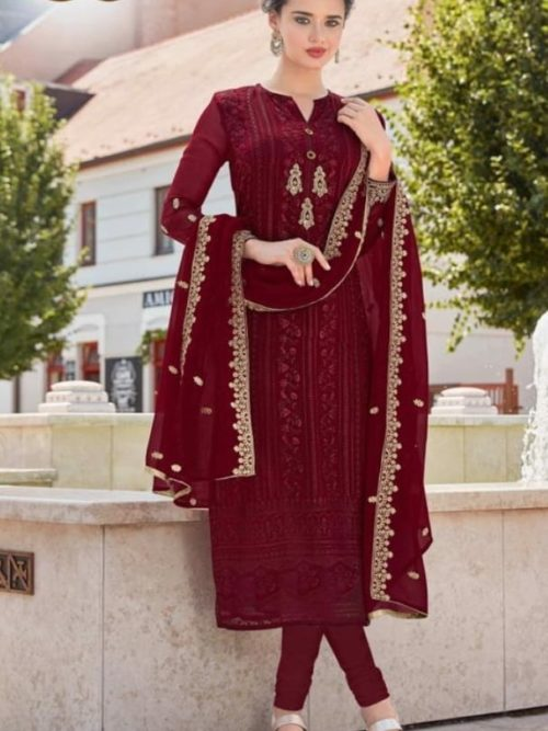 Buy-Lavina-Vol-91-Georgette-Embroidery-With-Handwork-Salwar-Suit-91001