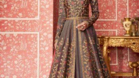 Silk Salwar Kameez & Fabric