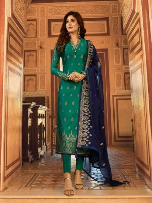 Fiona-Kritika-Jacquard-With-Work-Partywear-Designer-Suit-22436
