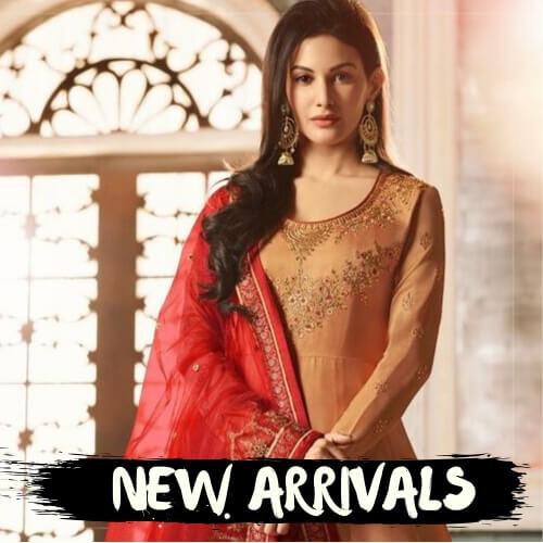 New Arrivals - Salwar Kameez in India