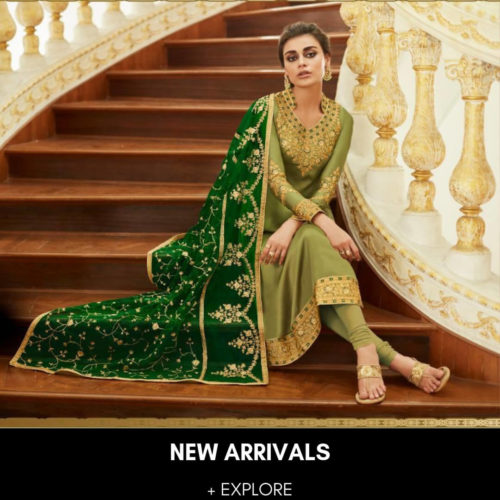New Arrivals - The Indian Fashion