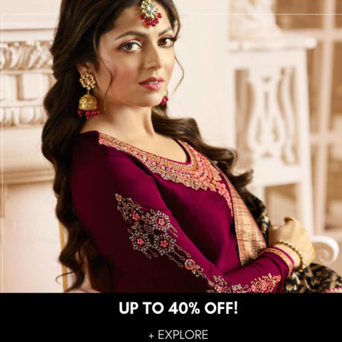 Sale - The Indian Fashion