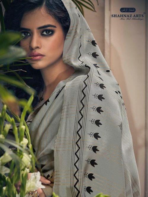 Shahnaz Gujarish Pashmina