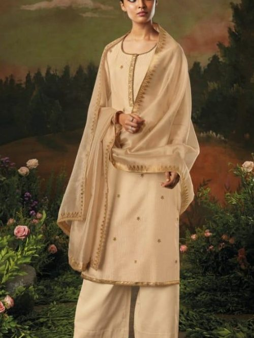 Ganga-Presents-Aani-Bemberg-Silk-Solid-With-Heavy-Embroidery-and-Jari-Lace-Border-Salwar-Suit-8313