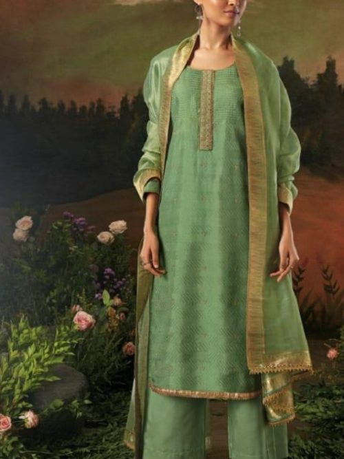 Ganga-Presents-Aani-Bemberg-Silk-Solid-With-Heavy-Embroidery-and-Jari-Lace-Border-Salwar-Suit-8315