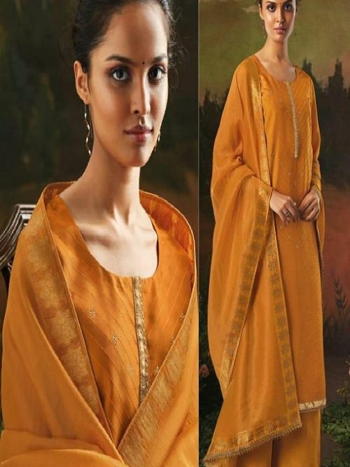 Ganga-Presents-Aani-Bemberg-Silk-Solid-With-Heavy-Embroidery-and-Jari-Lace-Border-Salwar-Suit-8317
