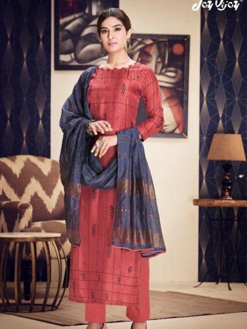 Jayvijay-Presents-Torani-2-Pure-Bemberg-Silk-Gold-Print-With-Hand-Work-Salwar-Suit-2082