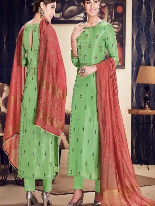 Jayvijay-Presents-Torani-2-Pure-Bemberg-Silk-Gold-Print-With-Hand-Work-Salwar-Suit-2084