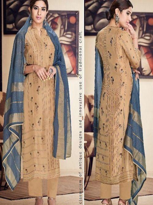 Jayvijay-Presents-Torani-2-Pure-Bemberg-Silk-Gold-Print-With-Hand-Work-Salwar-Suit-2085