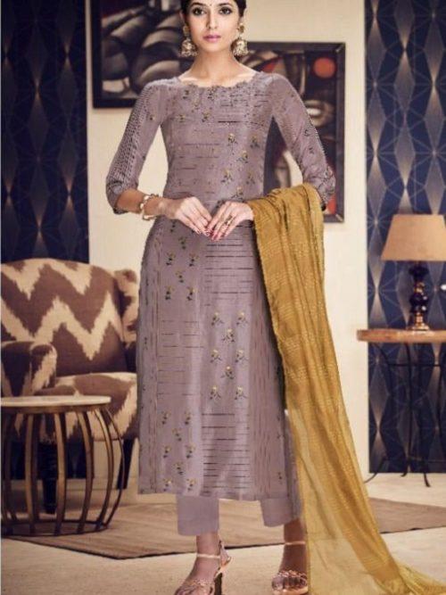 Jayvijay-Presents-Torani-2-Pure-Bemberg-Silk-Gold-Print-With-Hand-Work-Salwar-Suit-2090