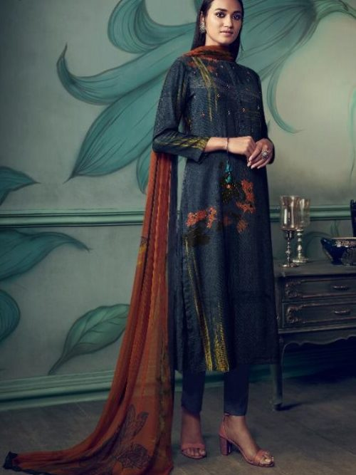 Sahiba-Presents-Path-Strokes-Pure-Pashmina-Digital-Print-With-Handwork-Unstitched-Suits-404