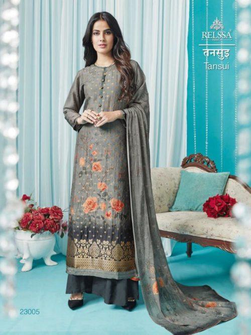 Sajjan-Relssa-Tansui-Silk-Jacquard-With-Digital-Print-Salwar-Kameez-23005-768×1024
