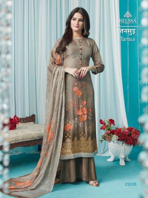 Sajjan-Relssa-Tansui-Silk-Jacquard-With-Digital-Print-Salwar-Kameez-23006-768×1024