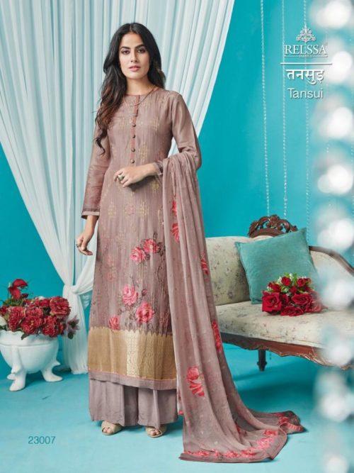 Sajjan-Relssa-Tansui-Silk-Jacquard-With-Digital-Print-Salwar-Kameez-23007-768×1024