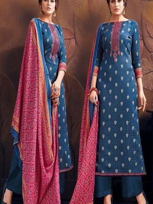 Supriya-Fashion-Presents-Silver-Pearls-Pure-Wollen-Pashmina-Print-And-Embroidery-Work-Salwar-Suits-1007