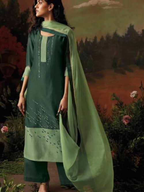 Ganga-Presents-Nisarga-Kora-Silk-Stitched-Pattern-With-Heavy-Embroidery-and-Handwork-Salwar-Suit-8319