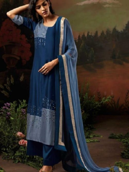 Ganga-Presents-Nisarga-Kora-Silk-Stitched-Pattern-With-Heavy-Embroidery-and-Handwork-Salwar-Suit-8321