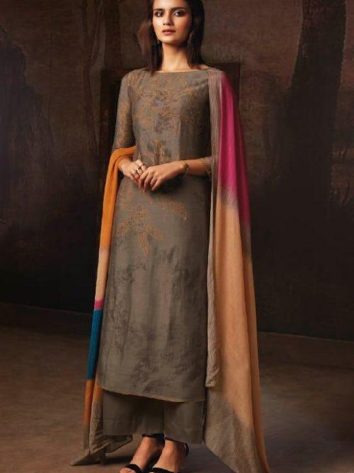 Ganga-Presents-Tvisha-Pure-Bemberg-Silk-Printed-With-Handwork-Salwar-Suit-8354