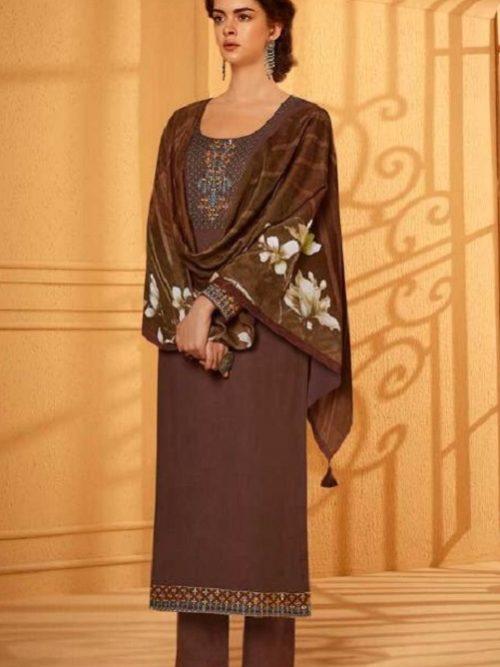 Kimora-Presents-Heer-59-Velvet-Shagun-Silk-With-Embroidery-Designer-Ladies-Suit-9883