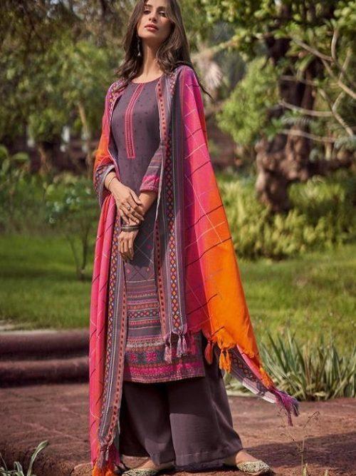 Shahnaz-Arts-Presents-Gulshan-4-Heavy-Pashmina-Dobby-Print-Salwar-Suit-3012