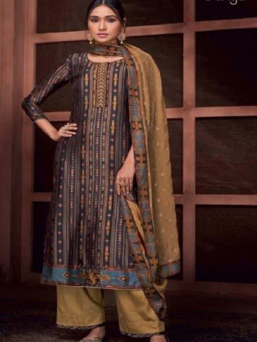 Ganga-Presents-Roots-Pure-Bemberg-Russian-Silk-Printed-With-Embroidery-and-Handwork-Salwar-Suit-8432