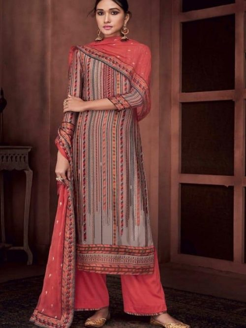 Ganga-Presents-Roots-Pure-Bemberg-Russian-Silk-Printed-With-Embroidery-and-Handwork-Salwar-Suit-8435