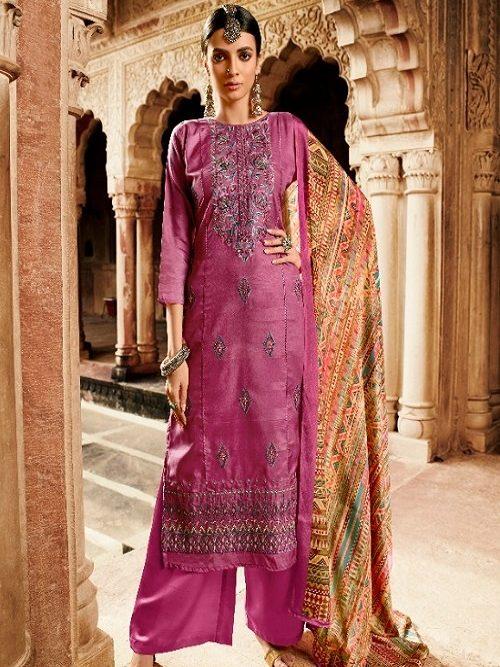 Belliza-Designer-Studio-Mehreen-100-Pure-Tusser-Handloom-Withre-Tusser-Fancy-Heavy-Embroidery-Works-Salwar-Suit-322-001