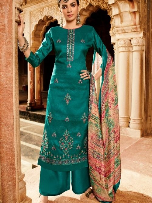 Belliza-Designer-Studio-Mehreen-100-Pure-Tusser-Handloom-Withre-Tusser-Fancy-Heavy-Embroidery-Works-Salwar-Suit-322-002