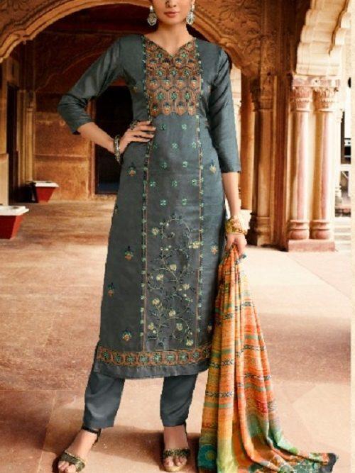 Belliza-Designer-Studio-Mehreen-100-Pure-Tusser-Handloom-Withre-Tusser-Fancy-Heavy-Embroidery-Works-Salwar-Suit-322-004