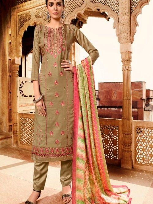 Belliza-Designer-Studio-Mehreen-100-Pure-Tusser-Handloom-Withre-Tusser-Fancy-Heavy-Embroidery-Works-Salwar-Suit-322-006