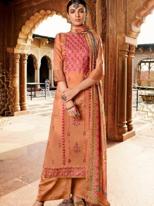 Belliza-Designer-Studio-Mehreen-100-Pure-Tusser-Handloom-Withre-Tusser-Fancy-Heavy-Embroidery-Works-Salwar-Suit-322-009