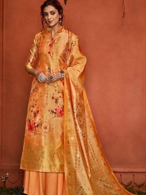 Belliza-Designer-Studio-Presents-Nayaab-Pure-Upada-Silk-Banarsi-Jacquard-Digital-Printed-Salwar-Suit-356-002