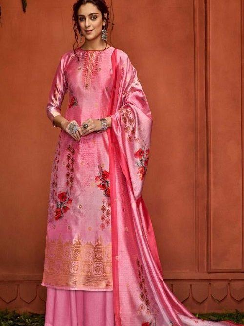 Belliza-Designer-Studio-Presents-Nayaab-Pure-Upada-Silk-Banarsi-Jacquard-Digital-Printed-Salwar-Suit-356-005